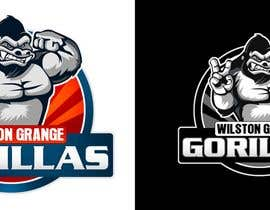 #103 para Logo Design for Wilston Grange Australian Football Club por pinky