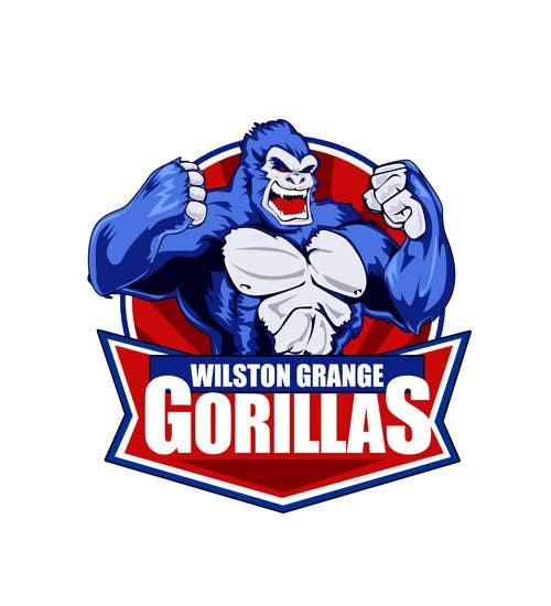Inscrição nº                                         134                                      do Concurso para                                         Logo Design for Wilston Grange Australian Football Club