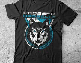 #21 for Design a T shirt for a CrossFit box by karlparan