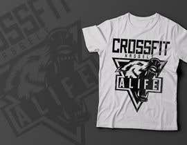 #61 for Design a T shirt for a CrossFit box by UmairAshraf01
