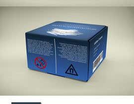 Nro 50 kilpailuun Create a Product Cardboard Packaging for Neodym Magnet Set käyttäjältä georgeshap
