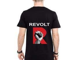 nº 90 pour Revolt T Shirt par shudhirnayan