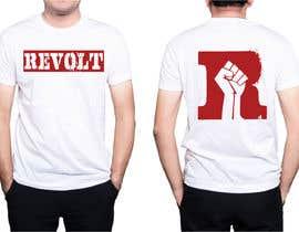 nº 84 pour Revolt T Shirt par Sourov75