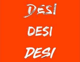 #189 for Design a Logo - Desi af gdsujit