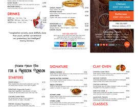 #41 pentru DESIGN INDIAN FOOD MENU de către pdiddy888