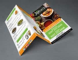 Nro 14 kilpailuun DESIGN INDIAN FOOD MENU käyttäjältä aminayahia