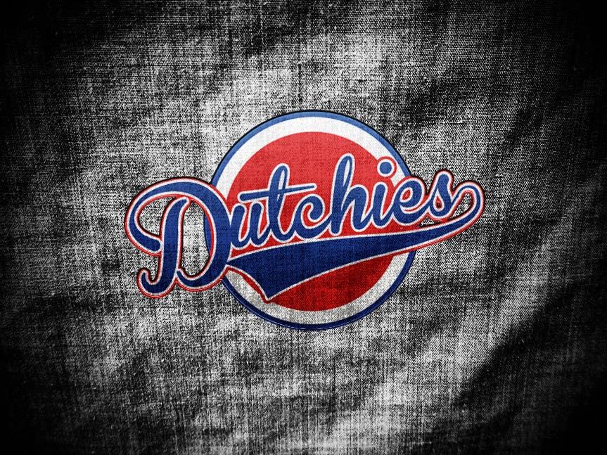 "Kilpailutyö #384 kilpailussa Logo Design for ""Dutchies"""