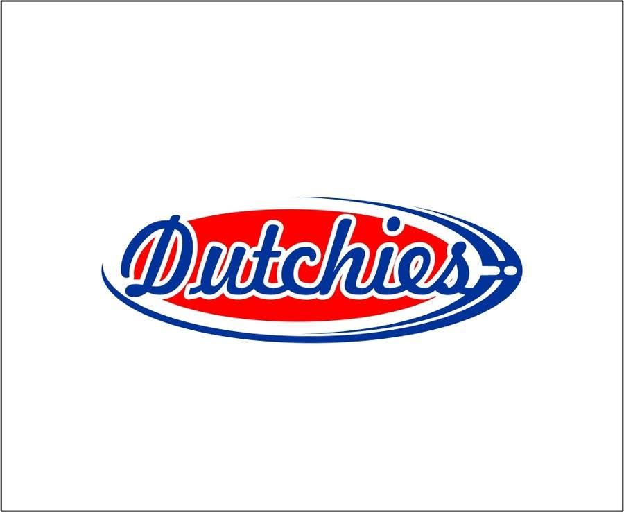 "Kilpailutyö #324 kilpailussa Logo Design for ""Dutchies"""