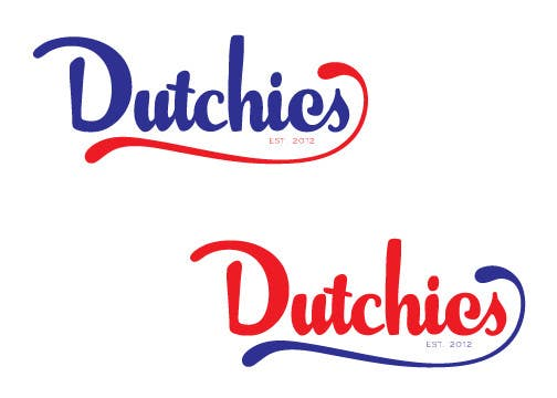 "Kilpailutyö #226 kilpailussa Logo Design for ""Dutchies"""