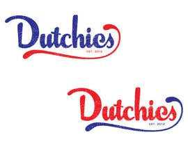 "#227 para Logo Design for ""Dutchies"" por HeSheUs"