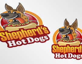 #132 for Design a logo for my hot dog business by MyPrints