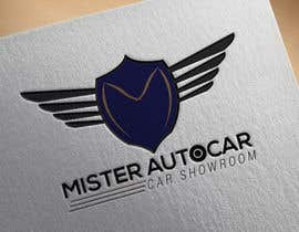 "#24 for Company name text include in logo, my company name ""Mister Autocar"", tagline ""Car Showroom"" Colours i want black, white, grey, some colours for little support if required its ok by hridoy94"
