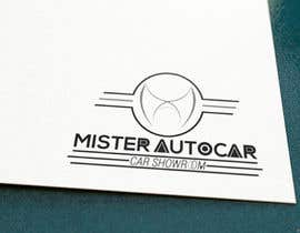 "#46 for Company name text include in logo, my company name ""Mister Autocar"", tagline ""Car Showroom"" Colours i want black, white, grey, some colours for little support if required its ok by hridoy94"