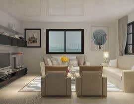 #35 cho Interior Design for my living room bởi vorteksIndia