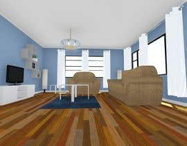 #32 for Interior Design for my living room by rahat588