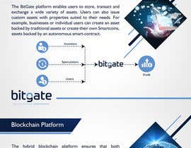 #69 for Design a Powerpoint Presentation for BitGate by muhammadafzaal24