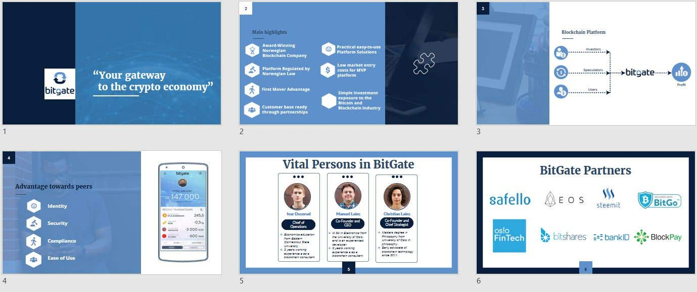 entry 37 by tchoo14 for design a powerpoint presentation for