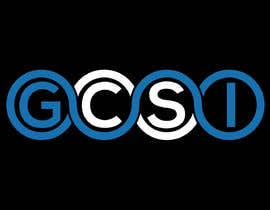 labon3435 tarafından I need a logo designed for my company named GCSI. Its a Cyber investment company. Our theme color is blue and white. için no 2