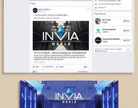 #3 untuk Facebook Landing Page Invia World oleh michaelbanua
