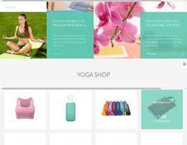 #9 for Design Icelandic Yoga Webpage by vishalpardhi27