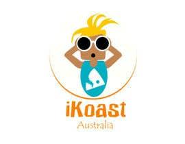 #7 para iKoast App Mascot / LOGO por Pedro1973