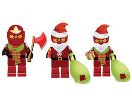 #41 cho Graphic Design for Christmas Ninja Outfit bởi venug381
