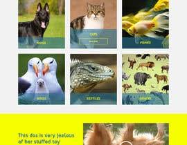 #8 untuk Design a Website Mockup oleh Zeeshanfarooqi