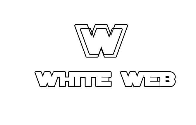 Bài tham dự cuộc thi #                                        193                                      cho                                         Design a Logo for Whiteweb