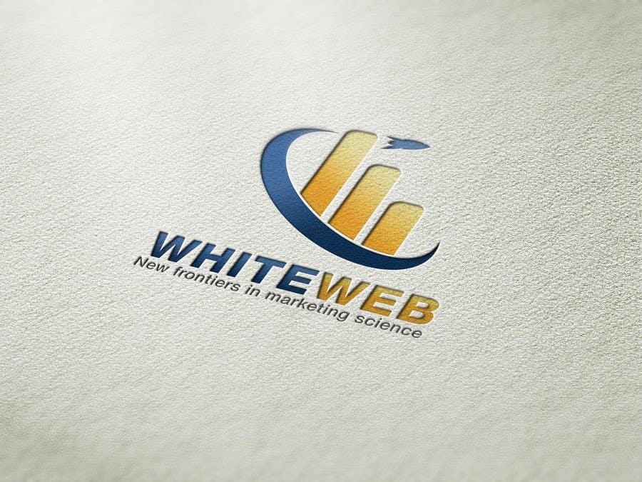 Bài tham dự cuộc thi #                                        13                                      cho                                         Design a Logo for Whiteweb