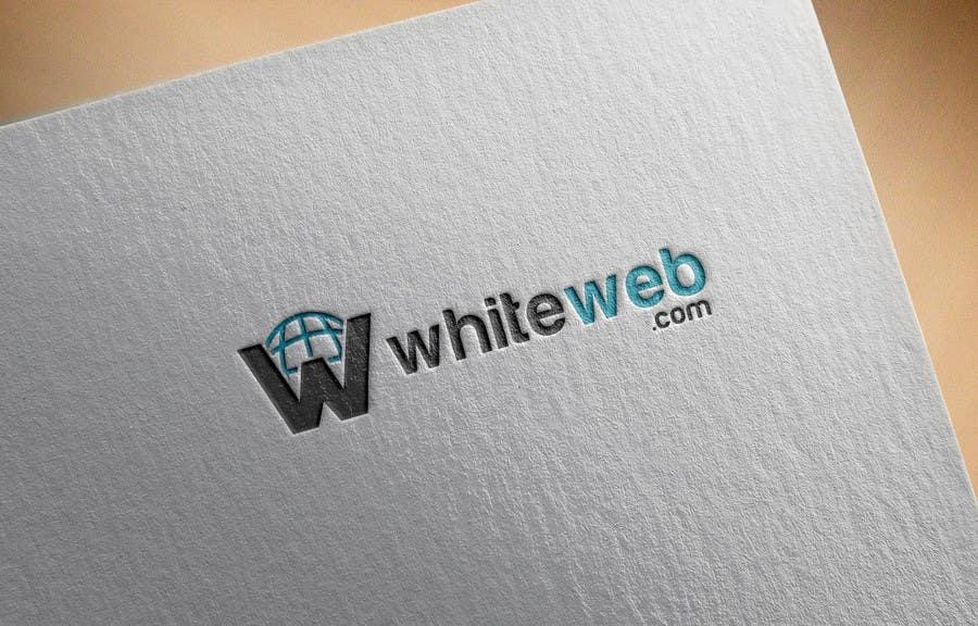 Bài tham dự cuộc thi #                                        41                                      cho                                         Design a Logo for Whiteweb