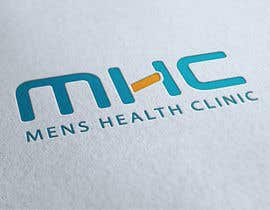 #178 para Logo Design for Mens Health Clinic por Habitus