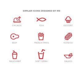 #49 cho Design some Icons bởi rrinki00