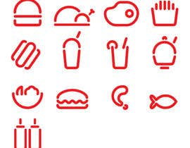#54 cho Design some Icons bởi gnalini01
