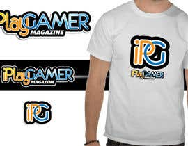 #122 para Logo Design for iPlay Gamer Magazine por rogeliobello