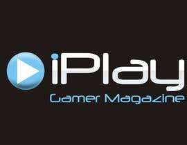 #35 para Logo Design for iPlay Gamer Magazine por santarellid