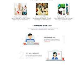 Nro 9 kilpailuun Design A Responsive Wordpress Theme For Junk Removal käyttäjältä minhajulfaruquee