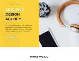 Nro 3 kilpailuun Design A Responsive Wordpress Theme For Junk Removal käyttäjältä wmaenishi