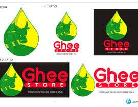 #19 for Design a new Logo for my online store that sells organic edible oils & ghee by urbandavao