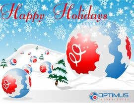#27 cho Design A Template for a 2014 Company Holiday Card bởi dkseyer