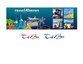 Nro 58 kilpailuun Design a header/banner and site icon for my travel blog käyttäjältä rizvee017