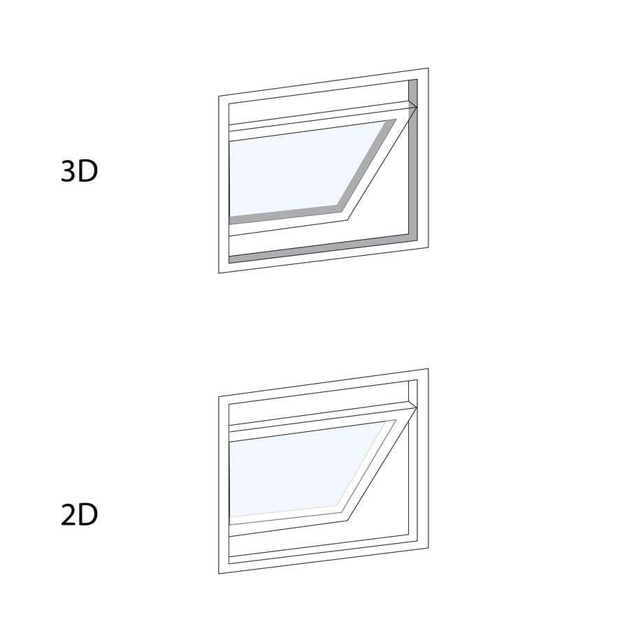 Příspěvek č. 6 do soutěže Design Windows/Doors/Patios Images/Vector Clip Art