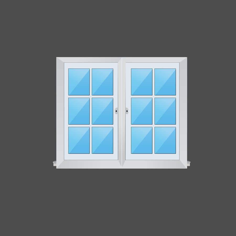 Příspěvek č. 8 do soutěže Design Windows/Doors/Patios Images/Vector Clip Art