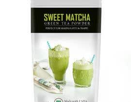 #52 untuk Sweet Matcha Label oleh naveen14198600