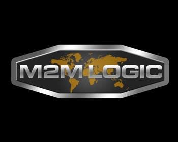 Bài tham dự cuộc thi #                                        566                                      cho                                         Logo Design for M2M Logic Pty Ltd