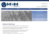 Bài tham dự #472 về Graphic Design cho cuộc thi Logo Design for M2M Logic Pty Ltd
