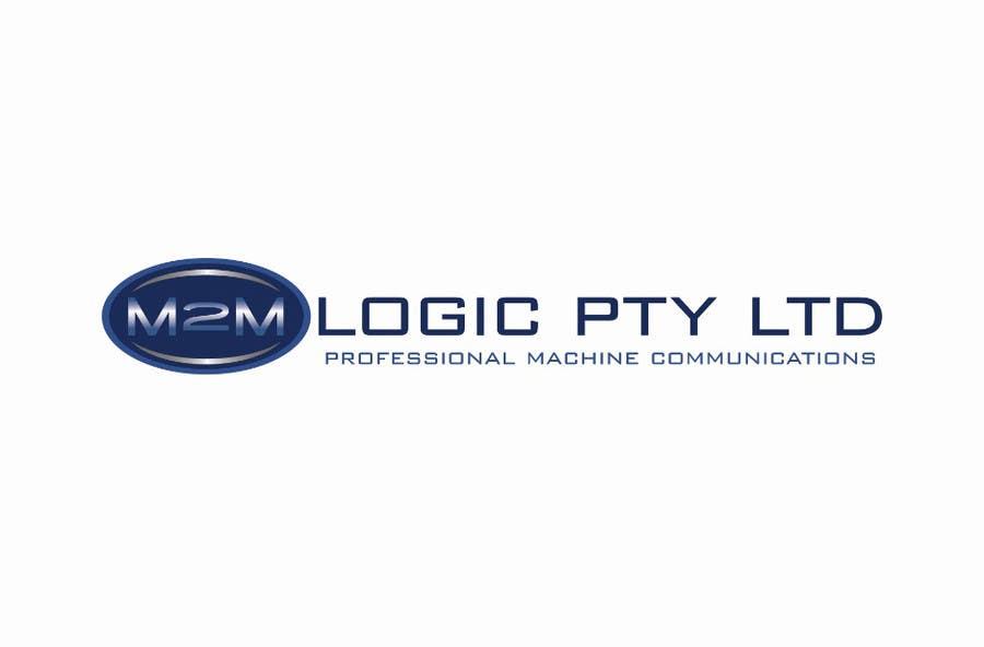 Bài tham dự cuộc thi #                                        548                                      cho                                         Logo Design for M2M Logic Pty Ltd