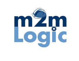 #594 for Logo Design for M2M Logic Pty Ltd af kalitaa36