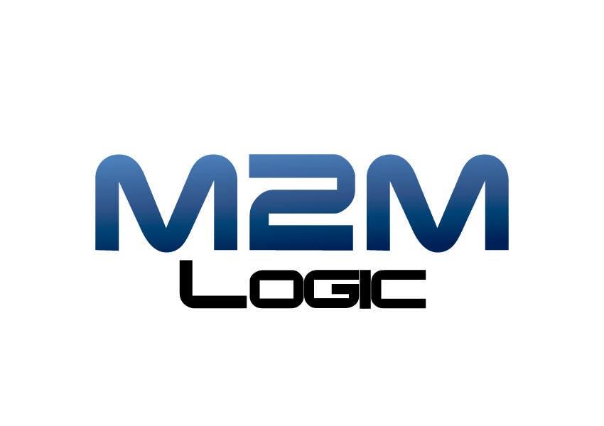 Bài tham dự cuộc thi #                                        558                                      cho                                         Logo Design for M2M Logic Pty Ltd