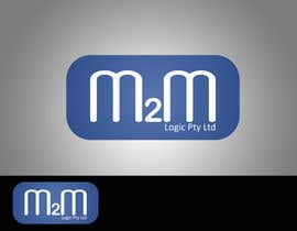 nº 597 pour Logo Design for M2M Logic Pty Ltd par tandrey92
