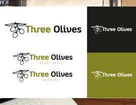 #138 for Logo for olives, guest house and catering business by karenli9